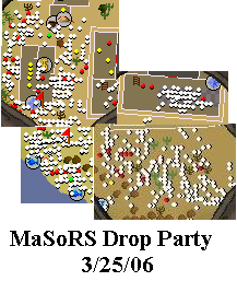 Masors Drop Party 3/25/06